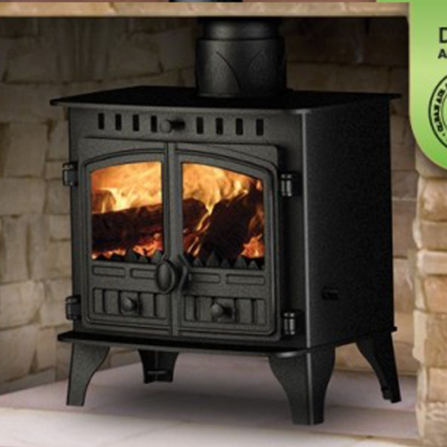 Hunter Herald 6 Dry Stove
