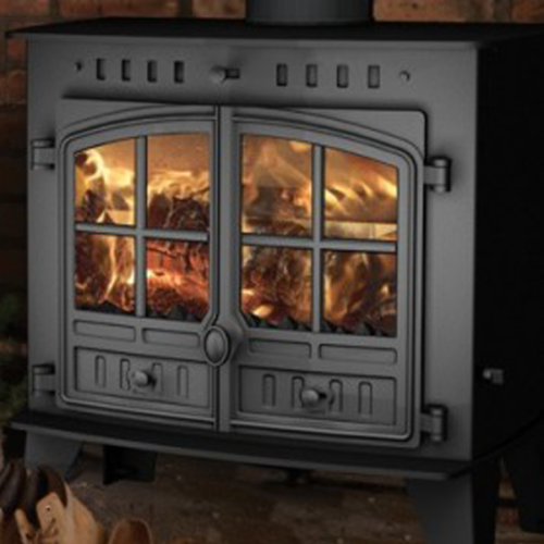 A picture of a Hunter Herald 80b Stove