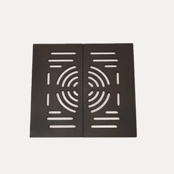 An image of a stove grate for a boru 600i double sided stove