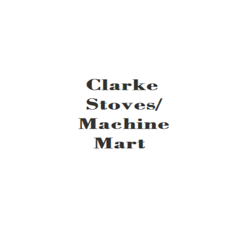 Clarke Stoves Machine Mart